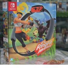 Brand New Nintendo NS Switch RingFit Ring Fit Adventure  UK*us