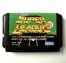 SUPER LEAGUE '94 (JAP) - Jeu Megadrive/ Game for Sega Mega Drive (NTSC/J)