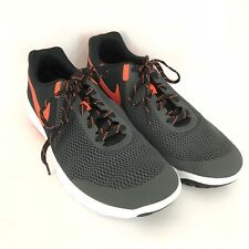 online retailer df68e e7307 NIKE Flex Experience Men s 844514 001 Running Shoes Gray Orange Size 13 EUC