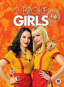 2 Broke Girls: The Complete Series 1-6 [DVD] [2017][Region 2]