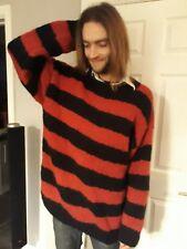 Kurt Cobain Jumper. Red and Black Stripe. Dennis the Menace. Freddy Krueger