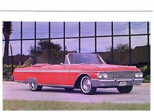 1962 1963 1964 Ford Galaxie 500XL info specs production numbers