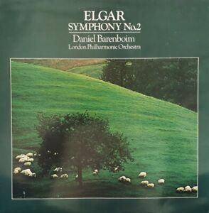 Elgar-Symphony No 2 Vinyl LP.1972/1980 CBS 61988.London Philharmonic Orchestra.
