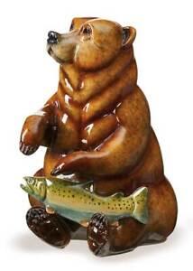 Finders Keepers - Brown Bear Imago Sculpture by Stephen Herrero