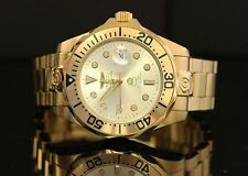 Invicta 3051 Mens Pro Grand Diver Collection Automatic Gold-Tone Watch