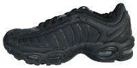 Nike Air Max Tailwind IV Running Mens Triple Black AQ2567-005 Size 8 8.5 New