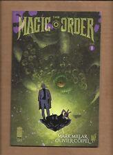 MAGIC  ORDER #1  ADAM AH HUGHES VARIANT  COVER IMAGE COMICS MARK MILLAR