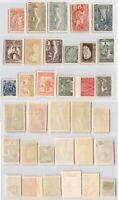 Armenia 1921 SC 278-294 mint. rtb6236