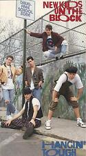 New Kids on the Block # 10 - 8 x 10 Tee Shirt Iron On Transfer Hangin' Tough