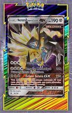 Necrozma Crinière du Couchant GX-SL05:Ultra Prisme-90/156-Carte Pokemon Neuve FR