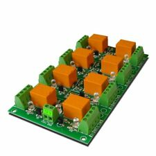 8 Relay Module Board READY for Your 8051 ARM AVR PIC Arduino Project - 12V