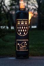 Feuerstelle Köln Feuertonne Kölner Dom Gasflasche Feuerflair