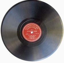 Chu Berry: Blowing Up A Breeze/Monday At Minton's 78RPM Commodore #541 Excellent