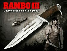 RB9296 - Couteau RAMBO III Licence Officielle
