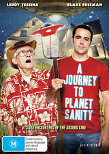 A Journey To Planet Sanity (DVD) - ACC0339