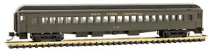 Micro-Trains MTL N-Scale Heavy SW Coach Passenger Car New York Central/NYC #2347