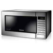 Microondas con grill acero inoxidable Samsung GE87MX 23 litros capacidad