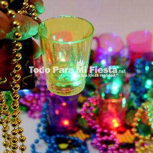 12 Party Favors Shot Glasses Light Up Party Favors LED Shot Glass