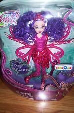 "Winx Club Trix Collection Stormy Queen of Storms 12"" Doll Sirenix ToysRUs Exclus"