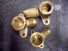"1/2"" Brass Drop Ear Female Elbow"