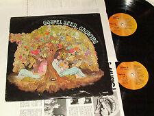 GOSPEL SEED Growing LP 1977 Comes with Myrrh Records Promo Sampler AMY GRANT+