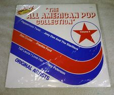 The All American Pop Collection Volume 4 LP 1980 Impact Various NM Shrink Wrap