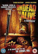 Undead Or Alive (DVD, 2009)