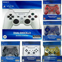 6Color Sony PlayStation 3 PS3 Dualshock Sixaxis Wireless Controller Gamepad