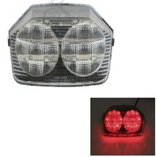 Clear ABS Plastic LED Tail Light For Honda CB400 VTEC 2003-2008 CB1300 2003