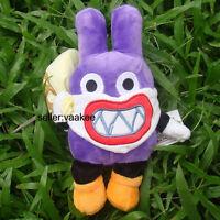 "Nintendo Super Mario Bros Run Plush Toy U Nabbit 7"" Thief Stuffed Animal Doll"