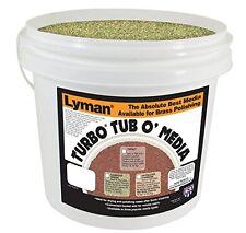Lyman Products Turbo Tub O Media Corncob Case Polishing Media Green 16 Pound
