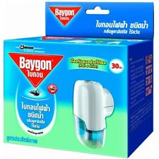 Baygon Electric Mosquito Insect Repellent Liquid Eucalyptus Scent Repelling