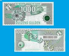 Netherlands 1000 gulden 1994. UNC - Reproduction