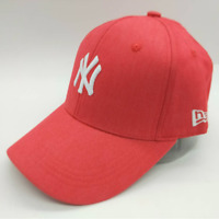 MLB New Era New York Yankees NY Fitted size 57cm Baseball Caps Hats Red