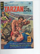 Tarzan #186  Gold key comic Book 1969