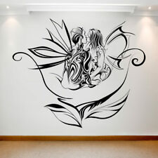 Mizzli WALL DECAL Sticker Art Removable Waterproof Vinyl Transfer Lovers Flower