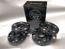 Super GT 15mm Hubcentric Rueda Espaciadores x 4 Para Honda FN2 EP3 DC5 Delantero N Trasero