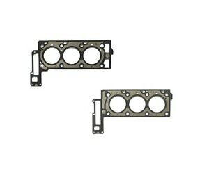 New Cylinder Head Gaskets Left & Right For Mercedes C230 C280 C300 W211 3.0L