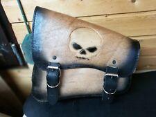 Skull Harley Davidson Schwingentasche  für softail /starr ,fat ,springer ,wild ,