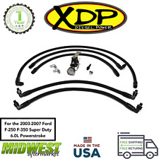 XDP Regulated Return Fuel System For 2003-2007 Ford F-250 F-350 6.0L Powerstroke
