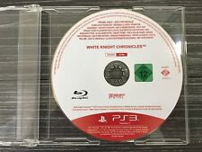 WHITE KNIGHT CHRONICLES - CONSOLE SONY PLAY STATION 3 PS3 PS PAL PERFETTO STATO
