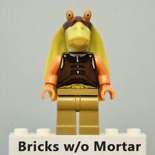 New Genuine LEGO Gungan Soldier Minifig Star Wars 9509 7929