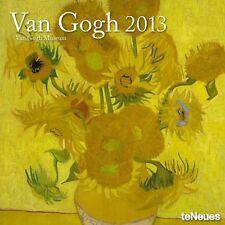 2013 Van Gogh Wall Calendar