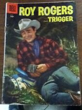 Dell ROY ROGERS AND TRIGGER #101 May 1956