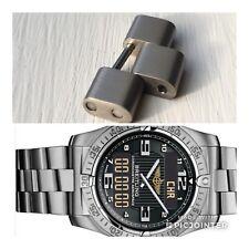 New Genuine Breitling Titanium Bracelet Link For E79362 Aerospace Avantage. 130E