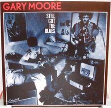 Gary Moore + CD + Still Got The Blues + Special Edition mit Bonus Dig.Remastered