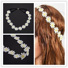 Hairband Chic Sunshine Flower Women Girl Elastic Daisy Headband Festival Wedding