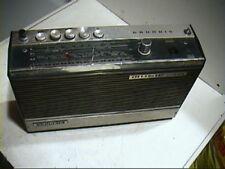 altes Kofferradio Grundig music boy Radio Transistorradio