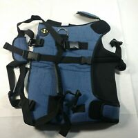Dog Lift Harness, Support & Recovery Sling, Pet Rehabilitation Lifts Vest blue