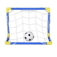 Children Outdoor Play Training Toys Removable Football Gate Soccer Net Kids Gift